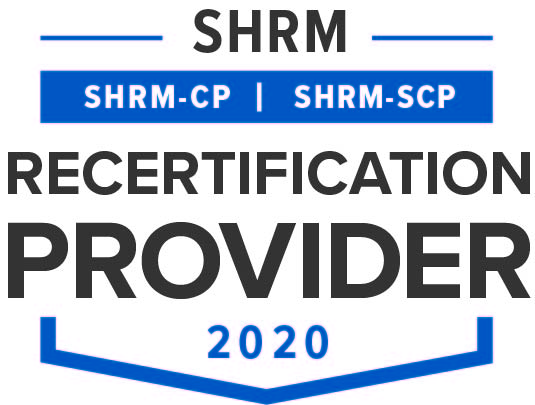 2020 SHRM Recertification Provider